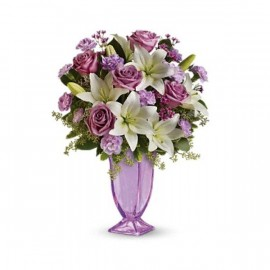 Bouquet d'amour Lavande